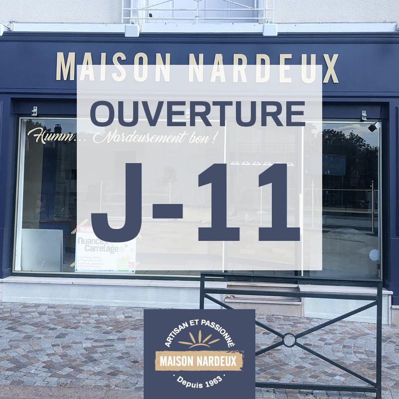 Une nouvelle adresse à Saint-Cyr-Sur-Loire pour la Maison Nardeux